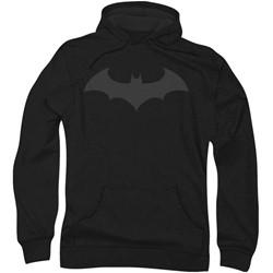 Batman - Mens Hush Logo Hoodie