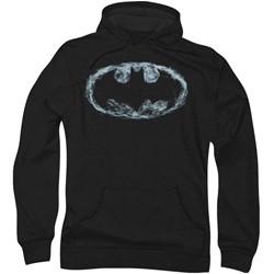 Batman - Mens Smoke Signal Hoodie