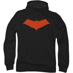 Batman - Mens Red Hood Hoodie