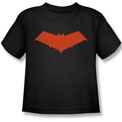 Batman - Little Boys Red Hood T-Shirt
