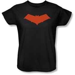Batman - Womens Red Hood T-Shirt