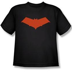 Batman - Big Boys Red Hood T-Shirt