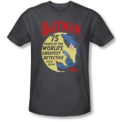 Batman - Mens Detective 75 T-Shirt