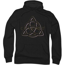 Charmed - Mens Triple Linked Logo Hoodie