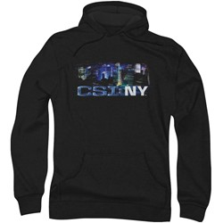 Csi Ny - Mens Never Rests Hoodie