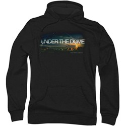 Under The Dome - Mens Dome Key Art Hoodie