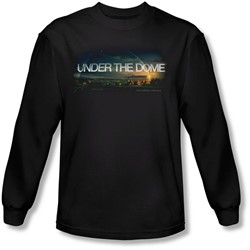 Under The Dome - Mens Dome Key Art Longsleeve T-Shirt