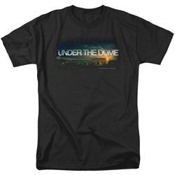 Under The Dome - Mens Dome Key Art T-Shirt