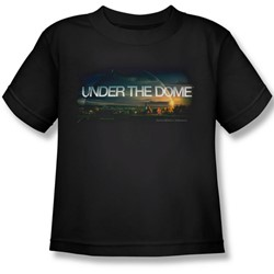 Under The Dome - Little Boys Dome Key Art T-Shirt
