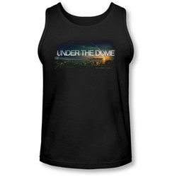 Under The Dome - Mens Dome Key Art Tank-Top