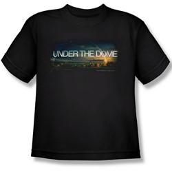 Under The Dome - Big Boys Dome Key Art T-Shirt