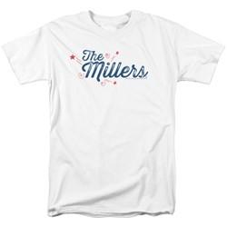 Millers - Mens Logo T-Shirt