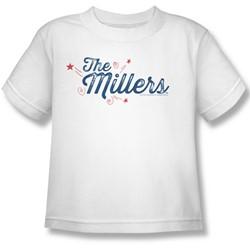 Millers - Little Boys Logo T-Shirt