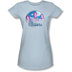 Millers - Juniors Cast Sheer T-Shirt