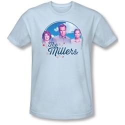 Millers - Mens Cast Slim Fit T-Shirt
