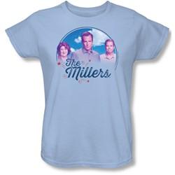 Millers - Womens Cast T-Shirt