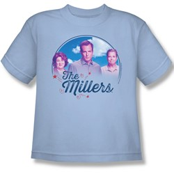 Millers - Big Boys Cast T-Shirt