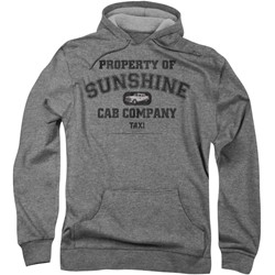 Taxi - Mens Property Of Sunshine Cab Hoodie