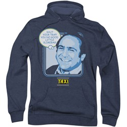 Taxi - Mens Shut Your Trap Hoodie