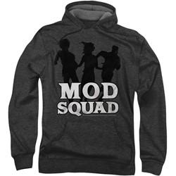 Mod Squad - Mens Mod Squad Run Simple Hoodie
