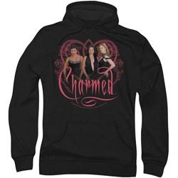 Charmed - Mens Charmed Girls Hoodie
