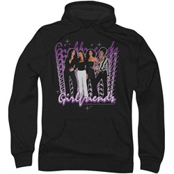 Girlfriends - Mens Girlfriends Hoodie