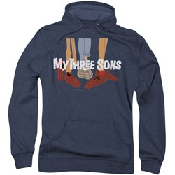 My Three Sons - Mens Shoes Logo Hoodie