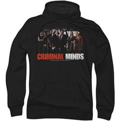 Criminal Minds - Mens The Brain Trust Hoodie