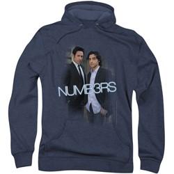 Numb3Rs - Mens Don & Charlie Hoodie