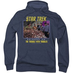 St:Original - Mens The Trouble With Tribbles Hoodie