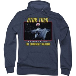 Star Trek: The Original Series - Mens The Doomsday Machine Hoodie