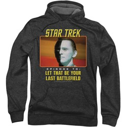 Star Trek: The Original Series - Mens Last Battlefield Hoodie