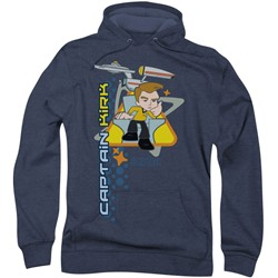 Quogs - Mens Captain'S Chair Hoodie