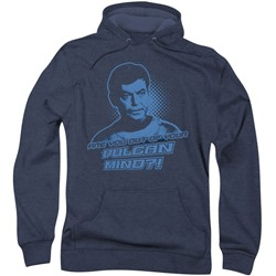 Star Trek: The Original Series - Mens Vulcan Mind Hoodie