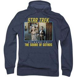 Star Trek: The Original Series - Mens The Squire Of Gothos Hoodie