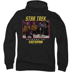 Star Trek: The Original Series - Mens Cat'S Paw Hoodie