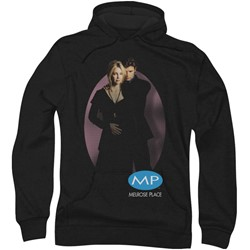 Melrose Place - Mens Kiss Hoodie