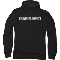 Criminal Minds - Mens Logo Hoodie