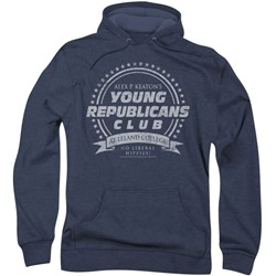 Family Ties - Mens Young Republicans Club Hoodie