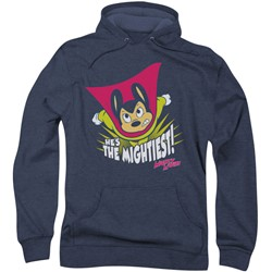 Mighty Mouse - Mens The Mightiest Hoodie