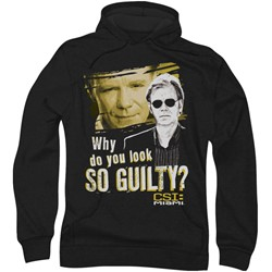 Csi:Miami - Mens So Guilty Hoodie
