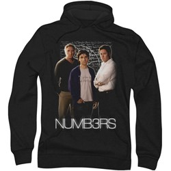 Numbers - Mens Equations Hoodie