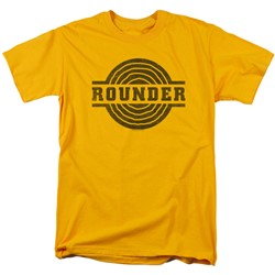 Concord Music - Mens Rounder Distress T-Shirt