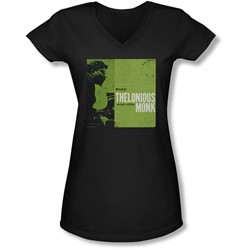 Concord Music - Juniors Work V-Neck T-Shirt