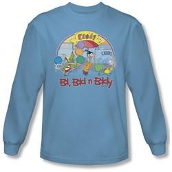 Ed Edd Eddy - Mens Jawbreakers Longsleeve T-Shirt