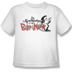 Billy & Mandy - Little Boys Logo T-Shirt