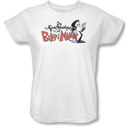 Billy & Mandy - Womens Logo T-Shirt
