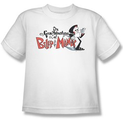 Billy & Mandy - Big Boys Logo T-Shirt