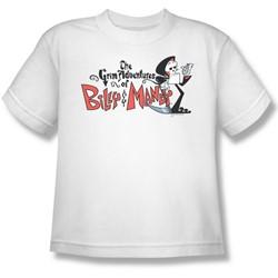 Billy & Mandy - Big Boys Logo T-Shirt