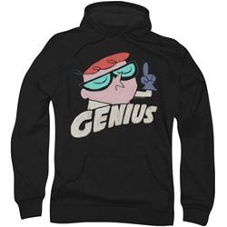 Dexter's Laboratory - Mens Genius Hoodie